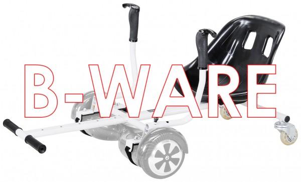 Actionbikes Driftkart Weiss B-Ware_92095