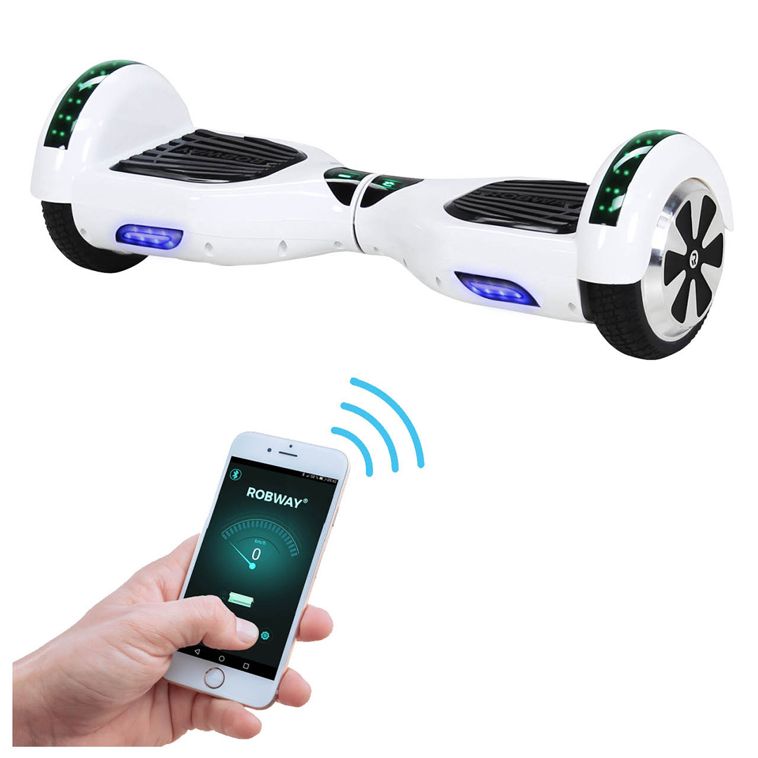 robway w1 self balancing scooter hoverboards von robway. Black Bedroom Furniture Sets. Home Design Ideas