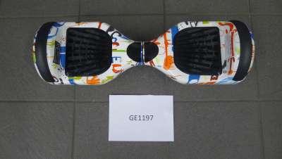 GE1197 Bunt Weiß