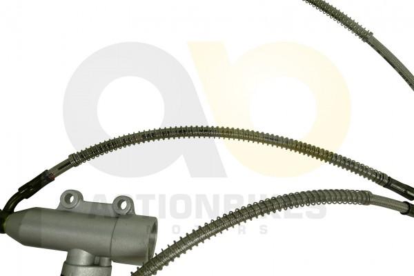 Actionbikes Shineray-XY150STE-Bremsleitung-Bremsverteiler-Hauptbremszylinder 35353032303138352D39 01