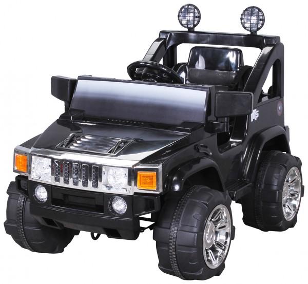Kinderfahrzeuge Elektroauto BMX SUV A061 Motorhaube weiß