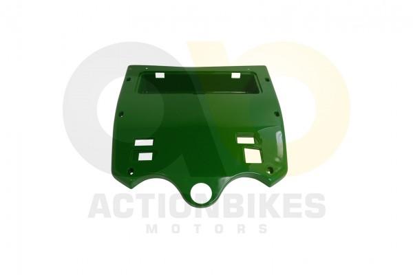 Actionbikes Shengqi-Traktor-110-cc-Verkleidung-vor-Sitzflche-grn 53513131304E462D5331352D31 01 WZ 16