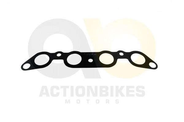 Actionbikes XY-Power-Tension-XY1100GK--UTV-XY1100UE-Ansaugkrmmer--Zwischendichtung 3437322D313030383
