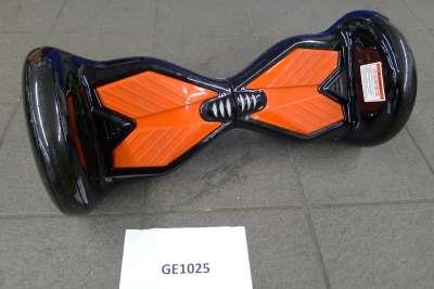 GE1025 Schwarz Rot
