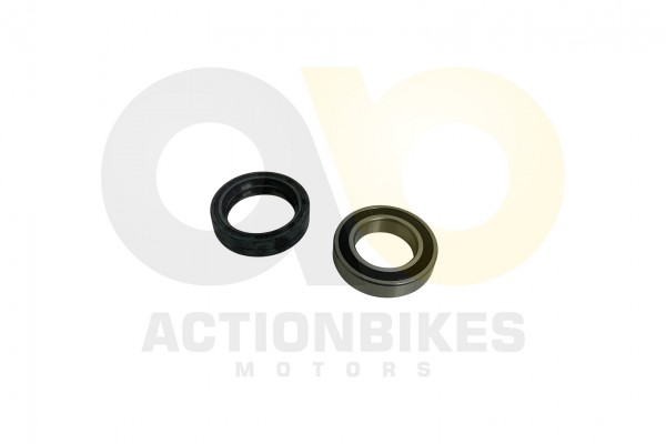 Actionbikes Lagerset-Achskrper-D-Speedstar-JLA-931E2-StkSimmerring-50688-1-Stk-Kugellager-6008-2RS 5