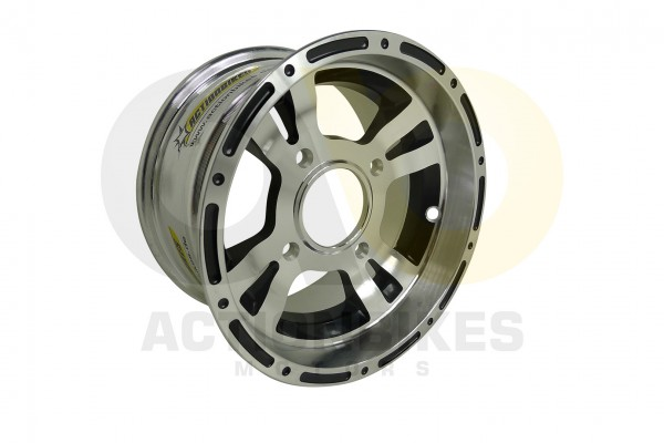 Actionbikes Shineray-XY250SRM-Felge-vorne-55x10-Alu-mit-schwarz-Modell-09-ET10LK110M10-XY350ST-EXY25