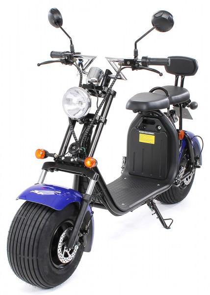 Actionbikes Harley-Scooter-1500-Watt Schwarz-Blau 5052303031393837312D3034 startbild OL 1620x1080_96