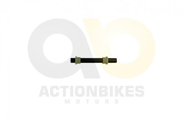 Actionbikes Tension-500-Querlenker-hinten-oben-Reparaturset-1-x-61160-5040-Metalhlse-2-x-52450-5040-