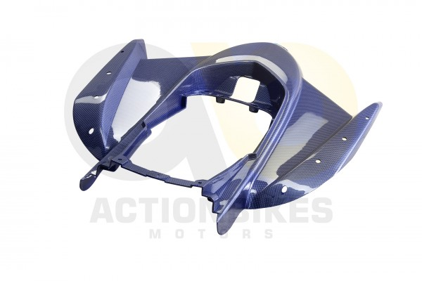 Actionbikes Jinling-Speedslide-JLA-21B-Speedtrike-JLA-923-B-Verkleidung-hinten-carbonblau 4A4C412D32