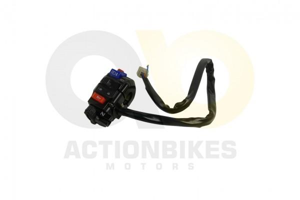 Actionbikes Shineray-XY350ST-2E-Schalteinheit-links-mit-Choke 33363530302D3531362D303030302D31 01 WZ
