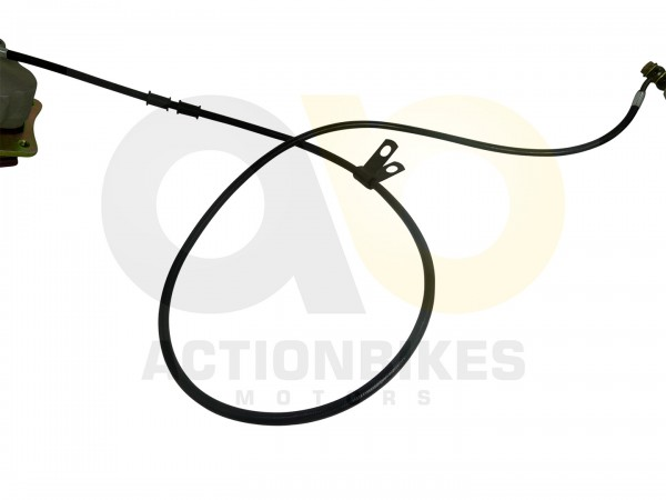 Actionbikes Xingyue-ATV-Hunter-400cc--XYST400-Bremsleitung-Hauptbremszylinder---Bremssattel-hinten-r