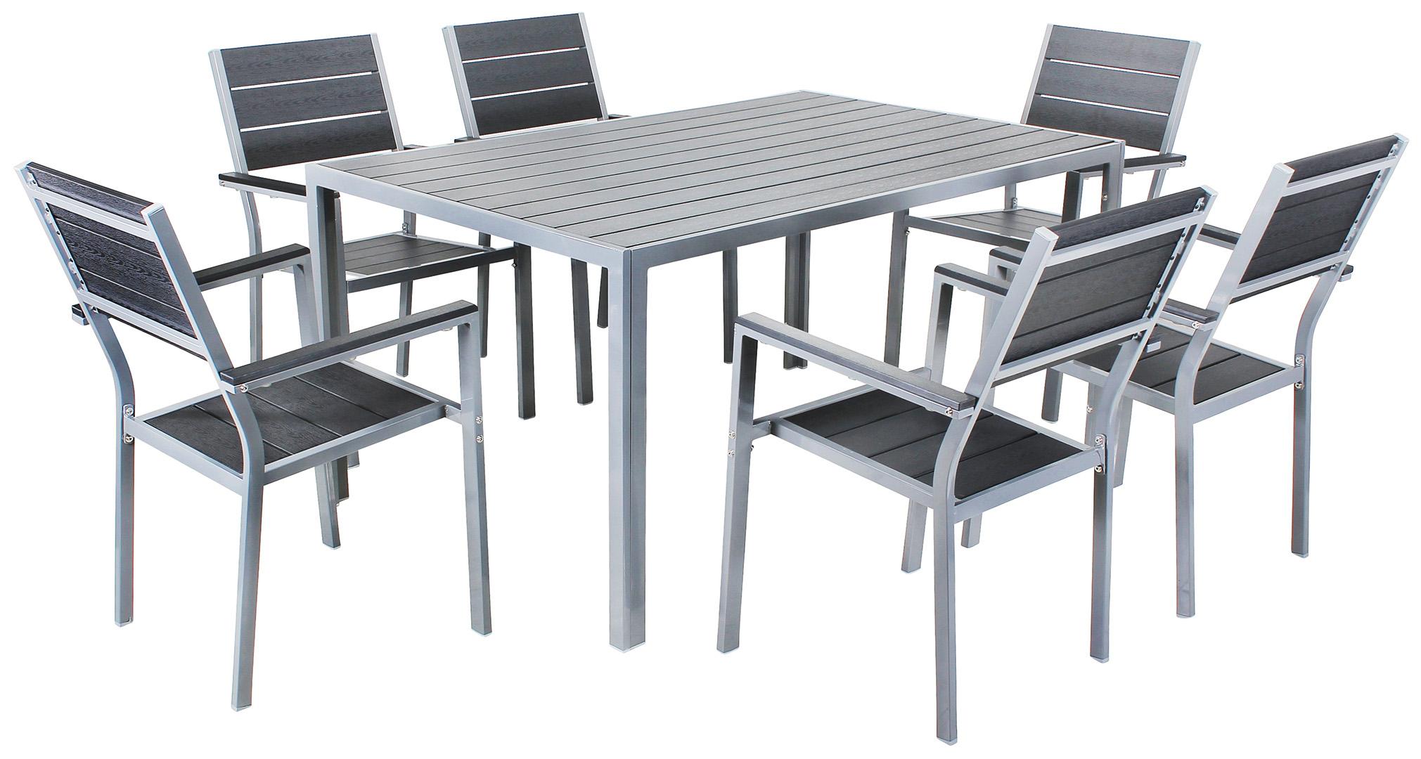 Aluminium sitzgruppen gartenm bel miweba miweba gmbh - Polywood gartenmobel ...