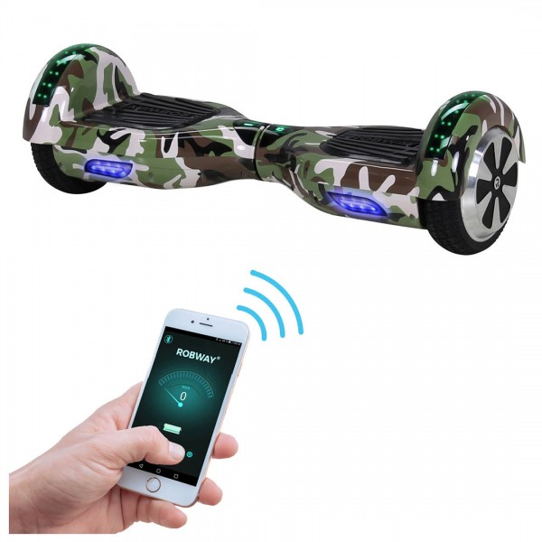 Actionbikes Robway-w1 Camouflage 5052303031363535302D3137 Actionsbikes-Robway-Hoverboard-W1-neu-Star