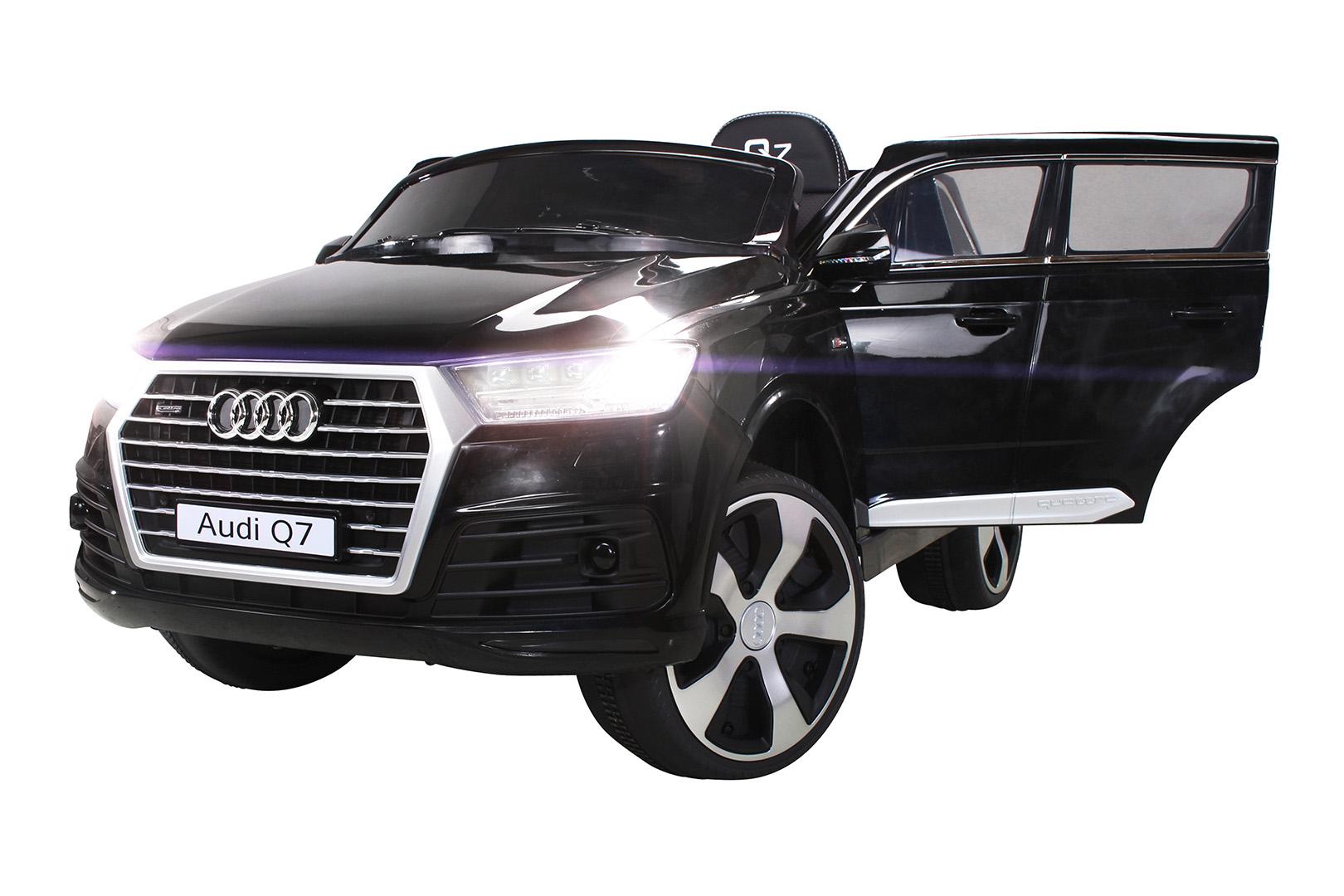 kinder elektroauto audi q7 highdoor suv kinderauto. Black Bedroom Furniture Sets. Home Design Ideas
