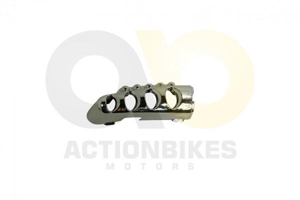 Actionbikes Elektromotorrad--Trike-Mini-C051-Auspuffattrappe-rechts-Chrom 5348432D544D532D31303239 0