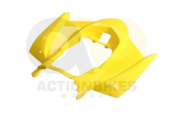 Actionbikes Jinling-Speedslide-JLA-21B-Speedtrike-JLA-923-B-Verkleidung-hinten-gelb 4A4C412D3231422D