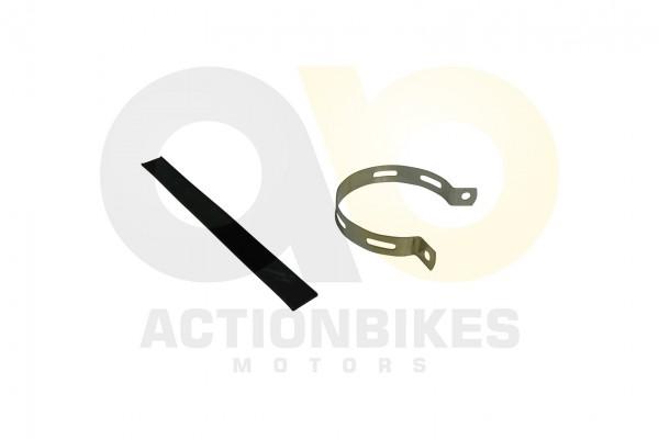 Actionbikes Egl-Mad-Max-250-Auspuffschelle-mit-Gummi-Speedstar-JLA-931E 393931313034322D33 01 WZ 162