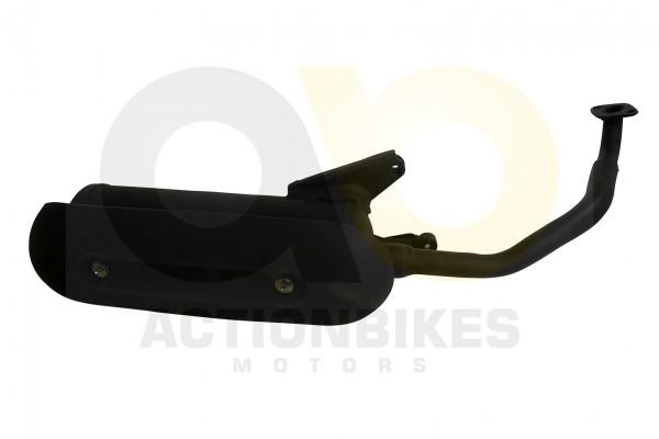 Actionbikes Znen--ZN125QT-Legend-Auspuff-komplett 31383330412D414C41332D45303030 01 WZ 1620x1080