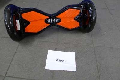 GE996 Schwarz Rot