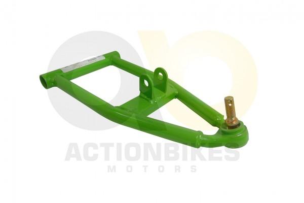 Actionbikes Mini-Quad-125-cc-Querlenker-unten-grn-S-10leerohne-Buchsen 333535303033342D3238 01 WZ 16