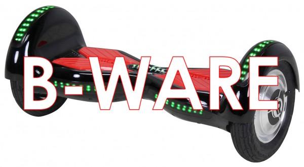 B-Ware Robway-W3 Schwarz-Rot