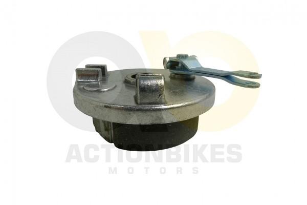 Actionbikes Mini-Quad-110125-cc-Bremsaufnahme-vorne-rechts-fr-3-Bolzen-Bremstrommel-S-5S-8S-10S-12S-