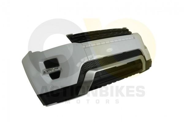 Actionbikes Elektroauto-Land-Rover-Evoque--81400--Stostange-vorne-Wei 53484E2D4C522D31303033 01 WZ 1