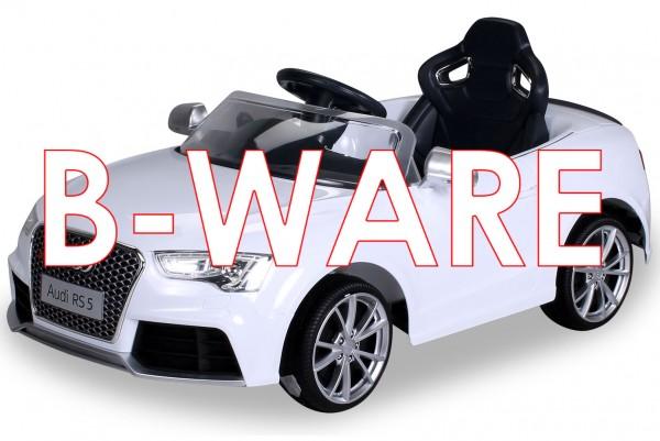 B-Ware AudiRs5 weiss