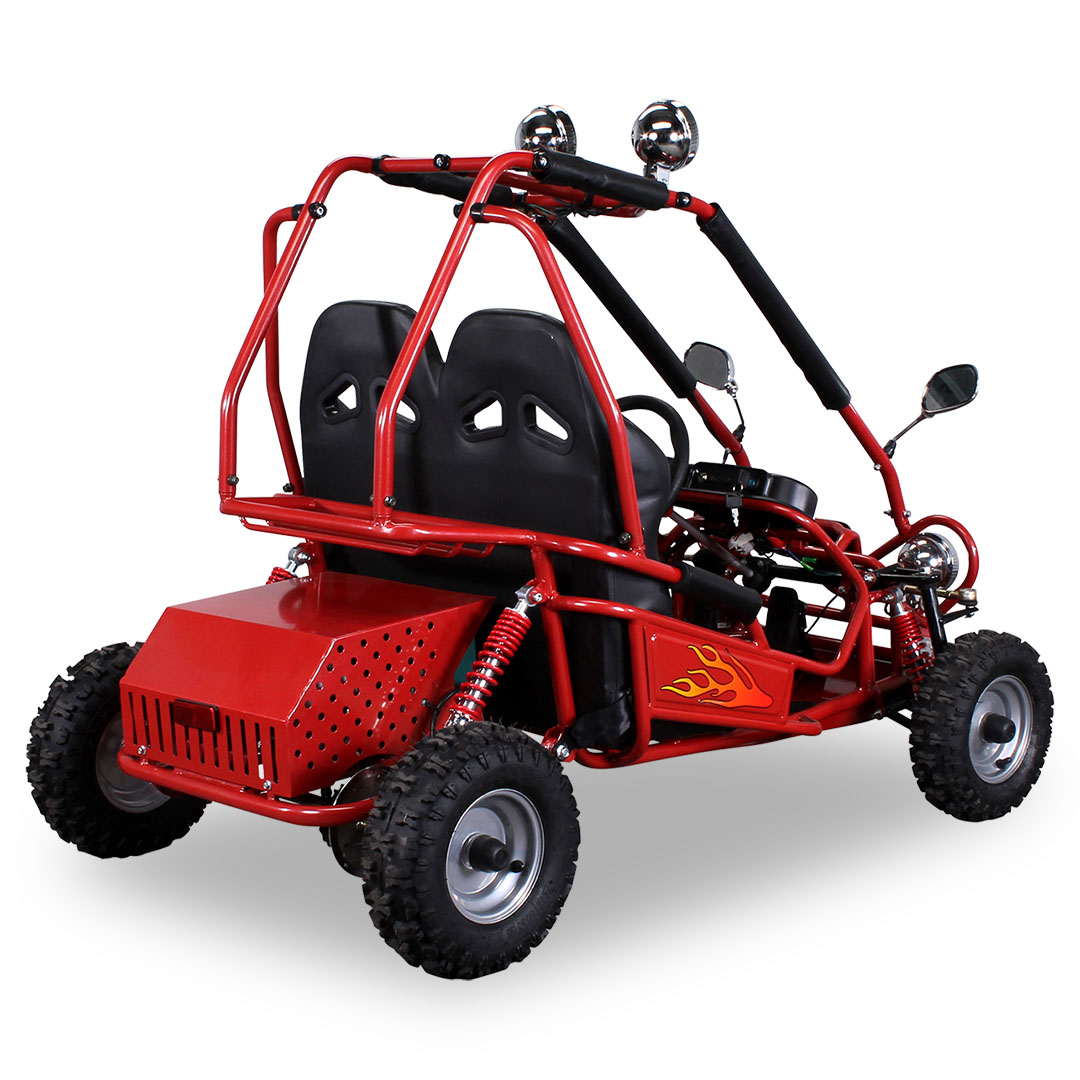 mini kinder elektro buggy 450 watt ebay. Black Bedroom Furniture Sets. Home Design Ideas