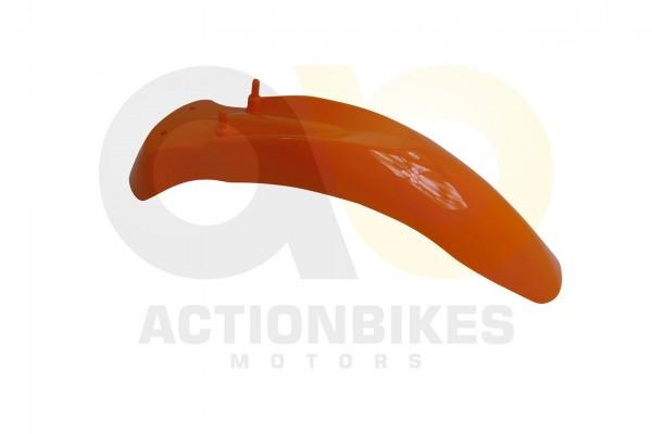 Actionbikes Mini-Cross-Delta-Schutzblech-vorne-orange-Neue-Version 48442D3130302D3131342D32 01 WZ 16