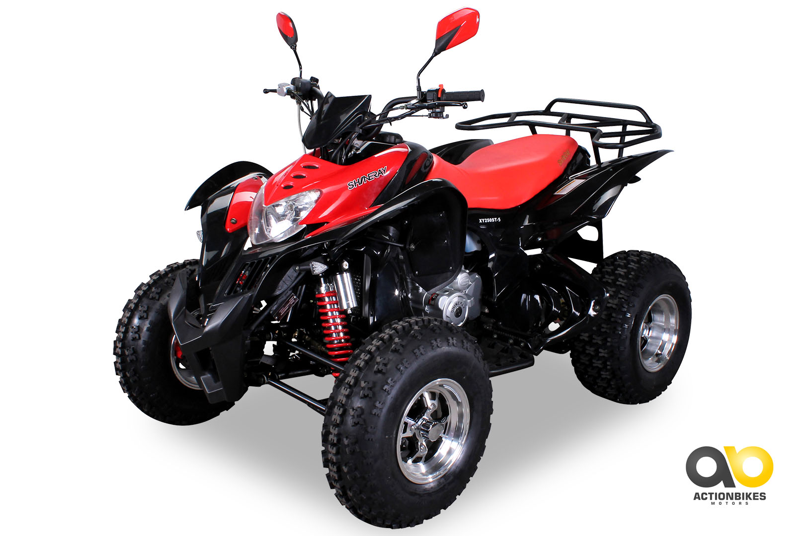 quad atv shineray xy250st 5 mit stra enzulassung 250ccm. Black Bedroom Furniture Sets. Home Design Ideas