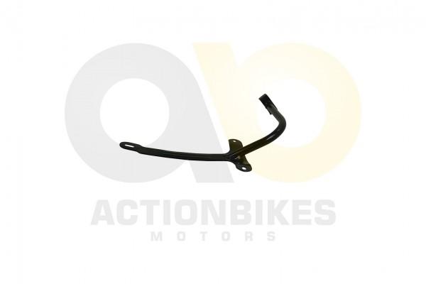 Actionbikes Kinroad-XY250GK-Halter-Schutzblech-hinten-links-Sahara 4B41303031333730303141 01 WZ 1620