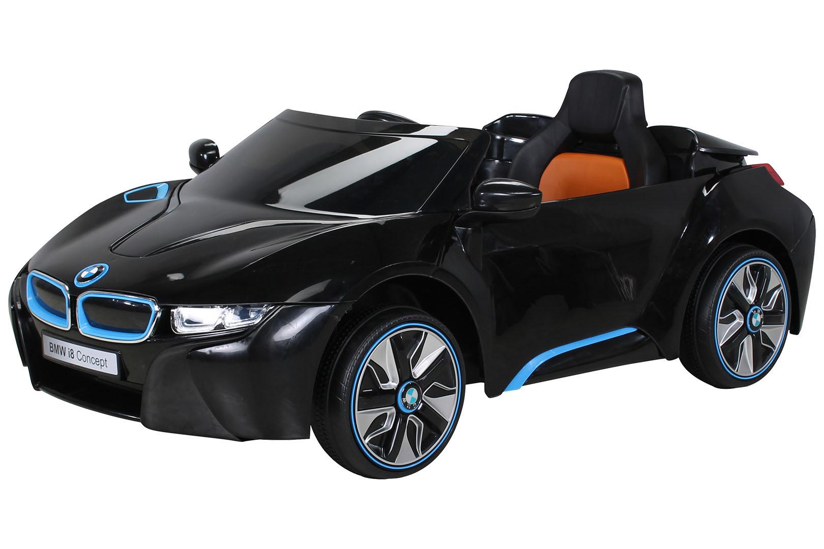 kinder elektro auto bmw i8 kinderauto elektrofahrzeug. Black Bedroom Furniture Sets. Home Design Ideas