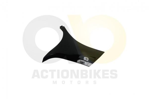 Actionbikes Jinling-Startrike-300-JLA-925E-Verkleidung-vorne-links-unten-schwarz-ohne-Lftungsschlitz