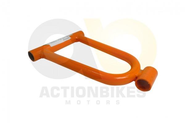 Actionbikes Mini-Quad-110-cc-Querlenker-oben-orange-S-12S-14leerohne-Buchsenohne-Kugelkpfe 333535303
