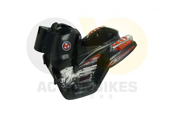 Actionbikes Elektromotorrad--Trike-Mini-C051-Verkleidung-schwarz 5348432D544D532D31303030 01 WZ 1620