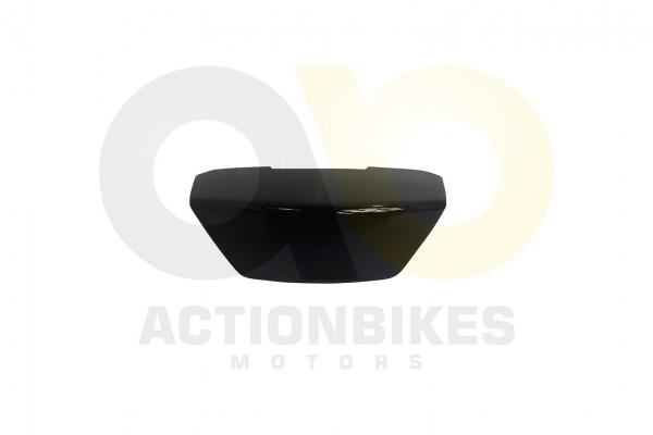 Actionbikes Jinling-Startrike-300-JLA-925E-Obere-Verkleidung-Rcklicht-schwarz 4A4C412D393235452D452D