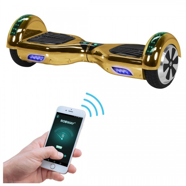 Actionbikes Robway-w1 Gold-chrom 5052303031373837332D3034 Actionsbikes-Robway-Hoverboard-W1-neu-Star