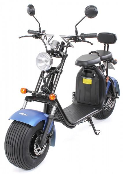 Actionbikes Harley-Scooter-1500-Watt Blau-Matt 5052303031393837312D3038 startbild OL 1620x1080_96391