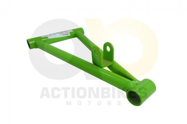 Actionbikes Mini-Quad-110-cc-Querlenker-unten-grn-S-12S-14leerohne-Buchsen 333535303033342D3336 01 W