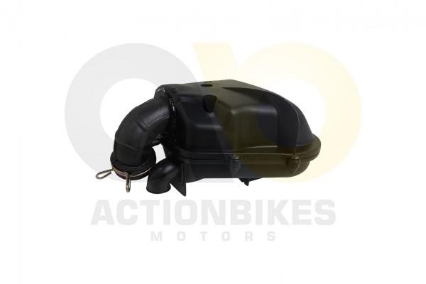 Actionbikes Motor-1E40QMA-Luftfilter-komplett-28B-halbrund 3137323030302D31453430514D412D30303030 01