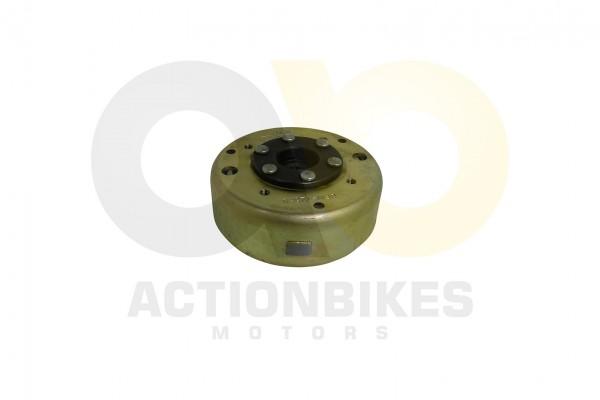 Actionbikes Motor-BN152QMI-ZN125--Lichtmaschinenglocke 424E313532514D492D313130323030302D31 01 WZ 16