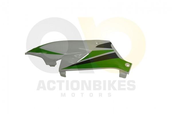 Actionbikes Highper-Mini-Crossbike-Gazelle-49-cc-2-takt--500W-Verkleidung-hinten-links-Grn 48502D475