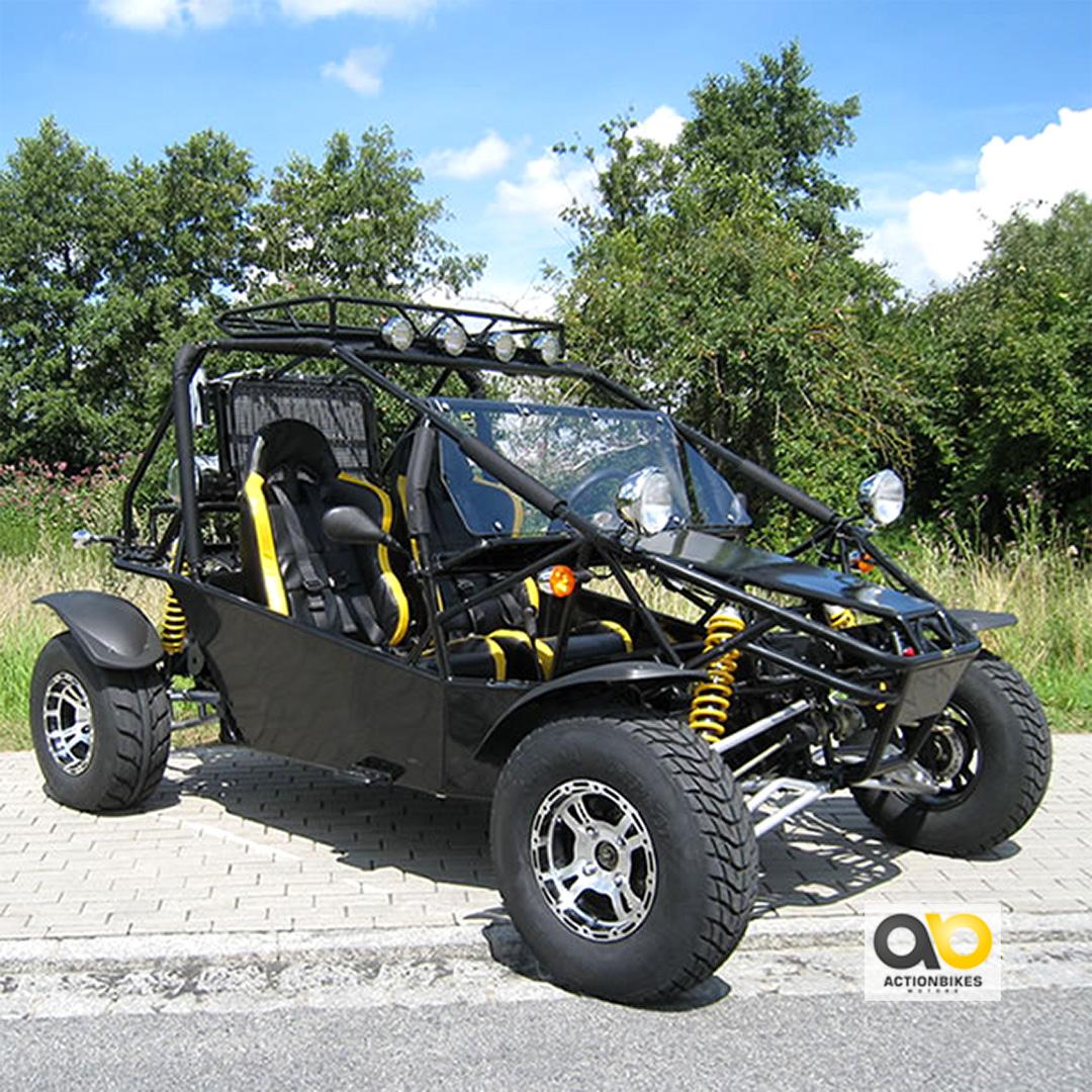 buggy goka 650 ccm mit stra enzulassung differential. Black Bedroom Furniture Sets. Home Design Ideas