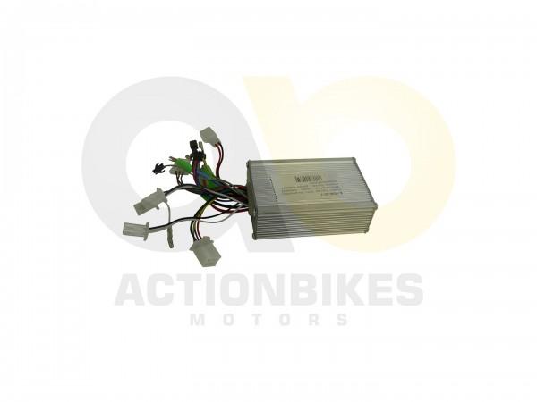 Actionbikes E-Bike-Fahrrad-Stahl-HS-EBS106-Steuereinheit-Motoranschlu-weier-Stecker2-einzelne-Stecke