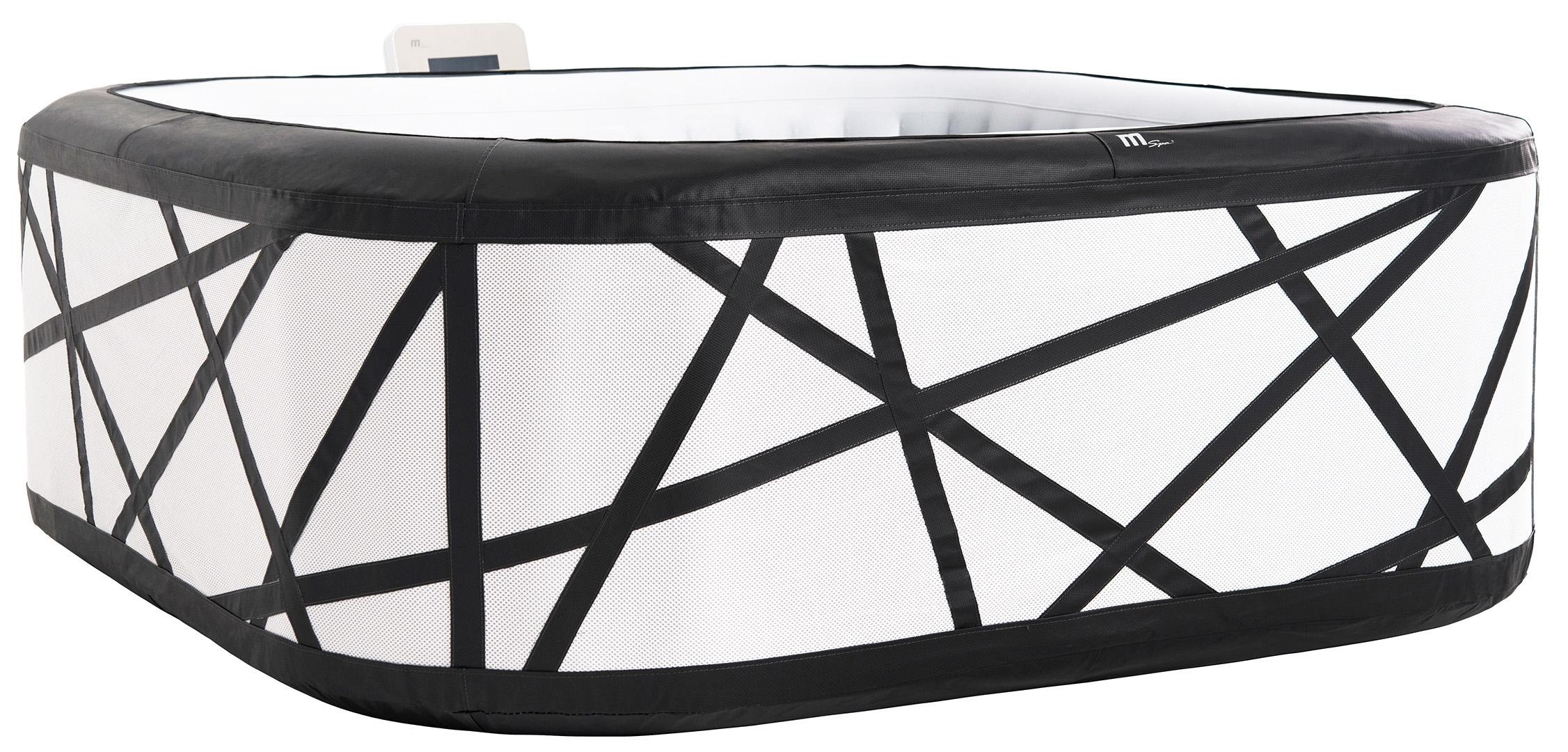 miweba mspa aufblasbarer whirlpool soho. Black Bedroom Furniture Sets. Home Design Ideas