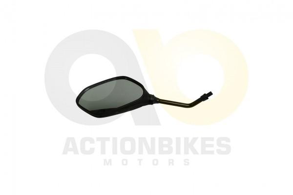 Actionbikes Shineray-XY350ST-E-Spiegel-links-schwarz-M10--XY125GY-6--XY150STE--XY200ST-9--XY200ST-6A